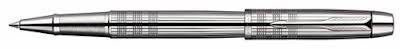 Roller Ball Parker Im Premium Shiny Chrome Chiselled 88220