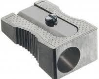 Sacapuntas Maped Metal Chico Caja X 20 Unid  Ref:506600