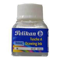 Tinta China Pelikan 15 Cm3 Azul