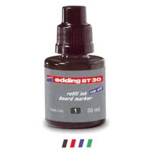 Tinta Edding Para Marcador Pizarra 30 Ml Azul